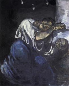 La Douleru,( Marie Madeleine pénitente), 1869, 165x124cm, 146, Paris, Musée d'Orsay