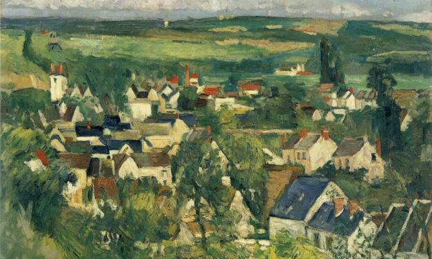 La chronologie des séjours de Cézanne à Auvers/Pontoise