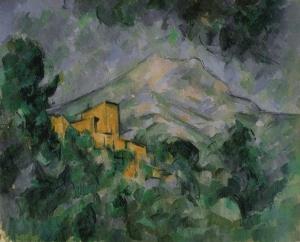 Château Noir et Sainte-Victoire