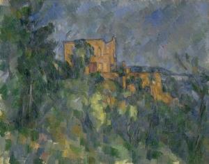 Château Noir (1903, 73 x 92 cm, NR 941 )
