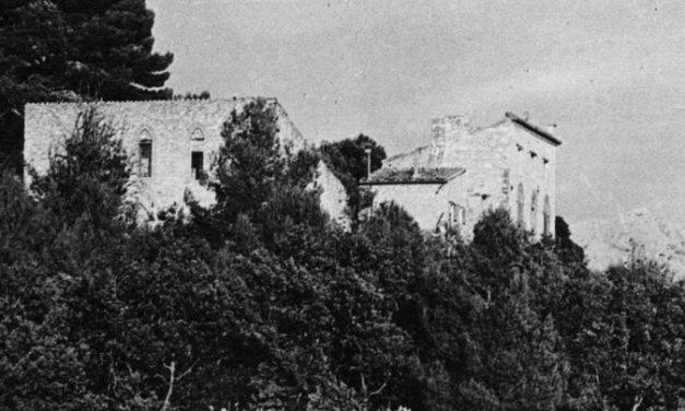 Château Noir et Bibémus