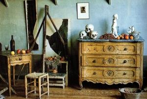 Atelier des Lauves, intérieur, photo DC, 2013.