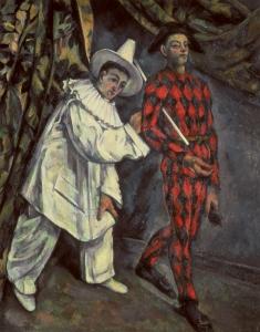 Mardi gras, 1888, 102x81cm, NR618, Moscow, Puchkin Museum