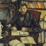 Portrati de Gustave Geoffroy, 1895-1896, 116x89cm, NR791, Paris musée d'Orsay