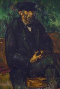 Le Marin connu comme le Jardinier Vallier, 1906, 107,4x74,5cm,