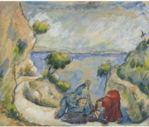 Le Meurtre dans La Ravine, 1875, R039