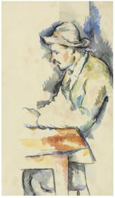 Joueur de cartes, 1892-96, R380