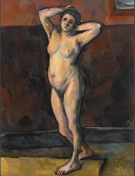 Les ventes d'œuvres de Cezanne en 2012