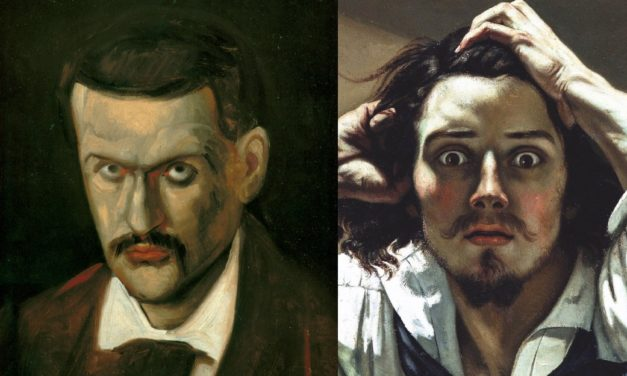 Courbet, Cézanne and the Studio as Stage