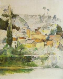 Médan, Château