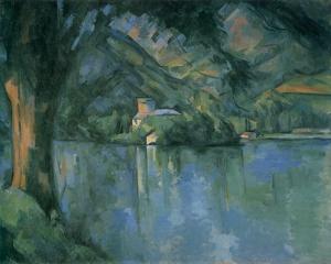 Le Lac d'Annecy, 1896