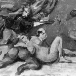 L'près-midi à Naples, 1876-77, NR289