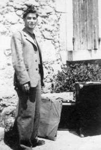John Rewald arrive à Château-Noir en 1933