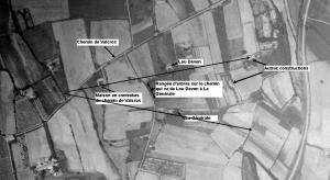 Photo aérienne (1958)