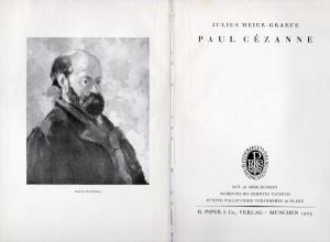 MeierGraefe : Cézanne