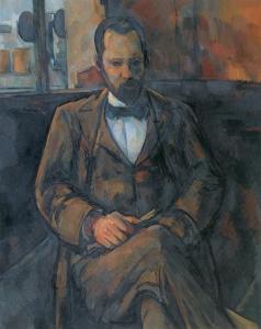 Portrait de Vollard, 1899, 100x82cm, Petit Plais,, Musée de l Ville de Paris