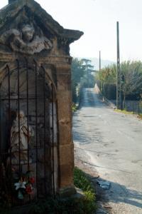 Paysage à l'Oratoire et Pont des Trois Sautets (photo DC) En éspératn que cette photo ne soit pas simplement un témoin historique