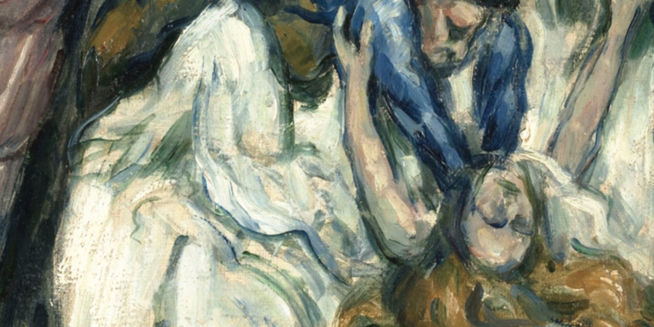 Cezanne, l'année terrible and the Eternal Feminin
