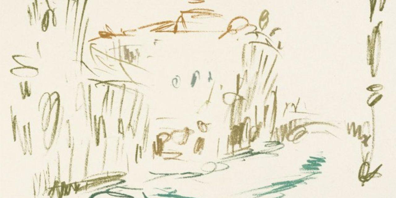 Un admirateur et défenseur de Cézanne : Leo Marchutz (1901-1976)