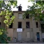fig.3 : La Bastide vandalisé aujourd'hui (photo Chédeville)