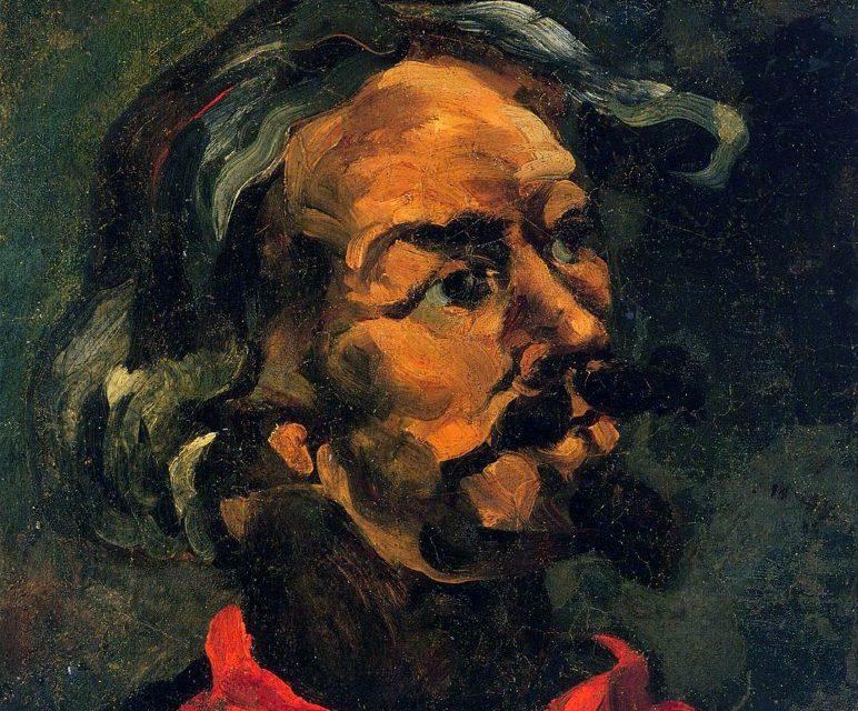 Emperaire dans l'ombre de Cezanne