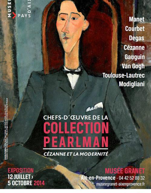 Cezanne et la Modernité-La collection Pearlman au Musée Granet