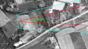 Fig. 39. Cliché du 11 juillet 1958