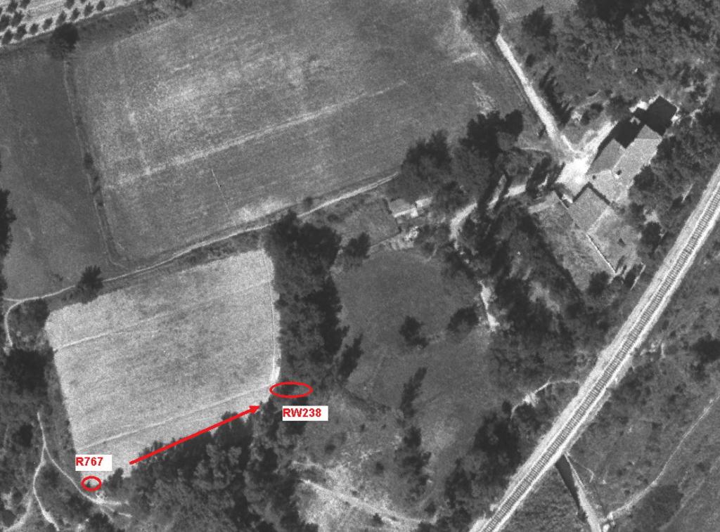 Fig. 55 . Photo aérienne de 1960
