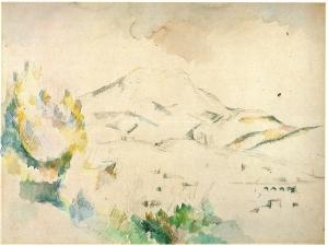 Fig. 74 . RW242 La Montagne Sainte-Victoire avec viaduc 85-87