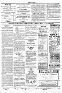 Fig. 26. Enquête parcellaire du 17 février 1875 préalable aux expropriations