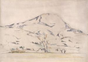 RW280 La Montagne Sainte-Victoire 85-87