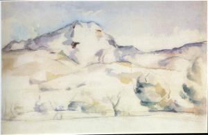 RW281 La Montagne Sainte-Victoire 85-87