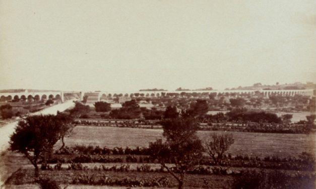 Localisation de L'Aqueduc du canal du Verdon au nord d'Aix (FWN186-R520)