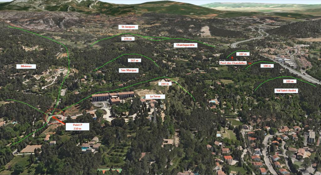 Fig. 5. La colline St-Jacques