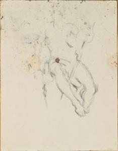 Adonis, 1894-97, 23,7 x 29 cm, C1198