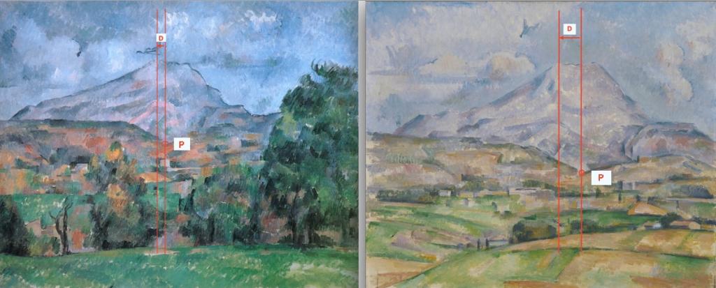 Fig. 10. R631 et R608 La Montagne Sainte-Victoire 88-89