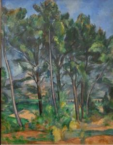 Fig. 21. R695 La Montagne Sainte-Victoire avec viaduc, vue en haut de Montbriand c90