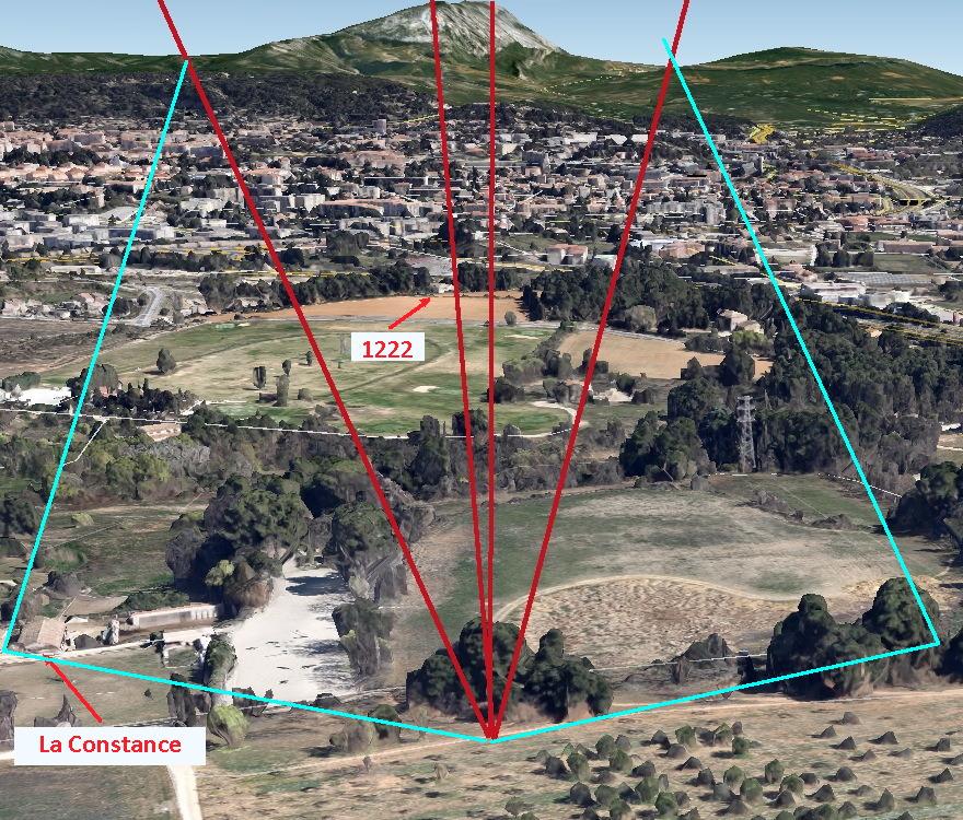 Fig. 36. R631 Vue 3D pa Gooogle earth