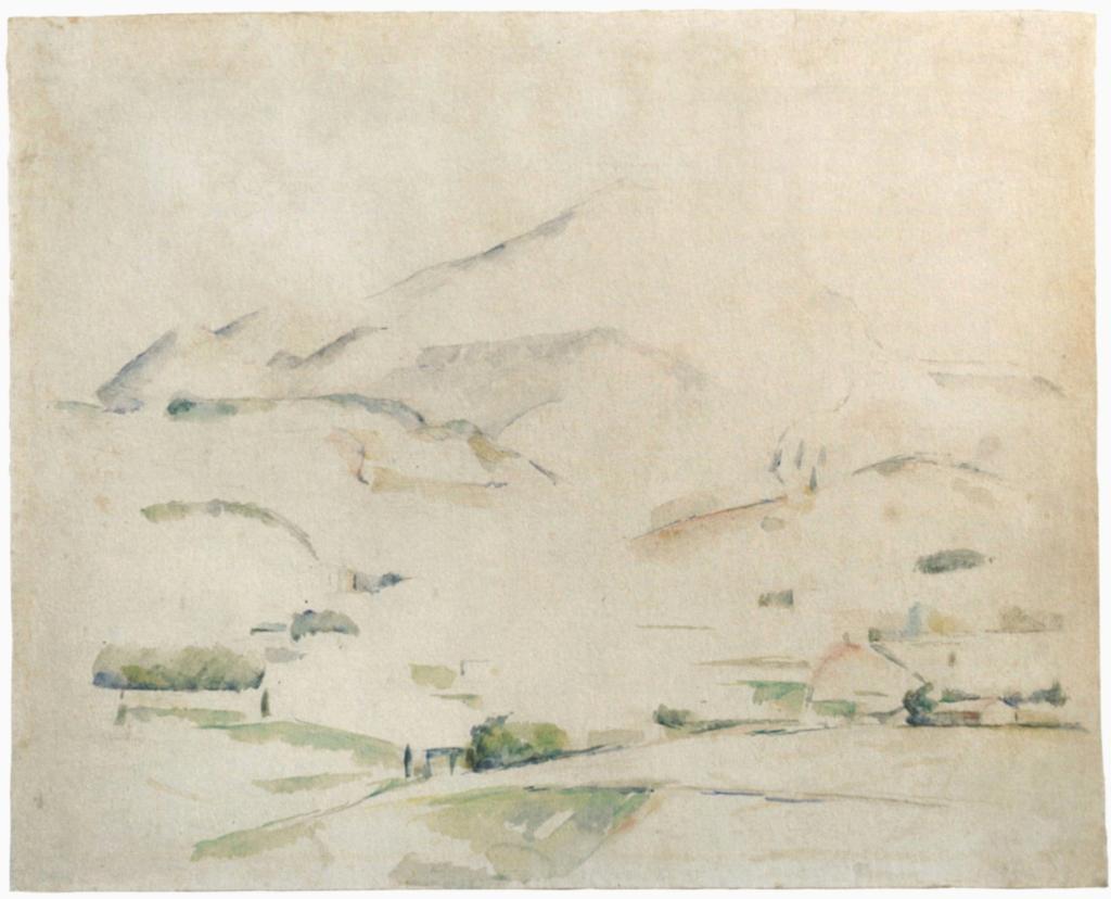 Fig. 52. RW283 La Montagne Sainte-Victoire c88