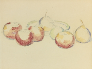 RW195 Pommes et poires 82-85