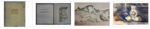 Waldemar George - Cezanne-Aquarelles