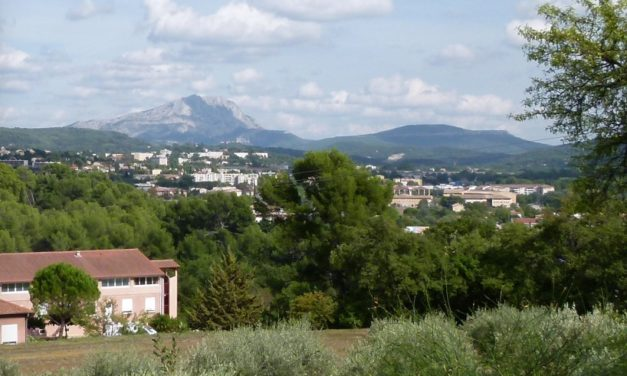Les «Montagne Sainte-Victoire» du plateau de Valcros et les collines de l'est d'Aix-en-Provence – II