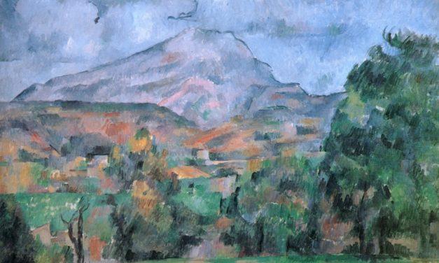Les « Montagne Sainte-Victoire » du plateau de Valcros et les collines de l'est d'Aix-en-Provence – III (FWN258-R631)