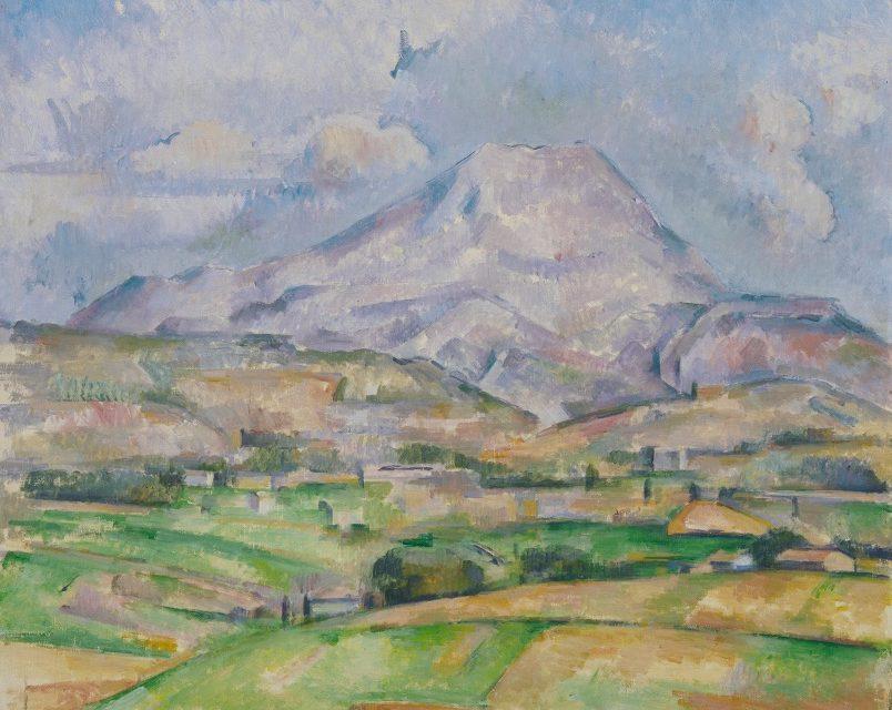 Les « Montagne Sainte-Victoire » du plateau de Valcros et les collines de l'est d'Aix-en-Provence – IV (FWN257-R608, RW283)