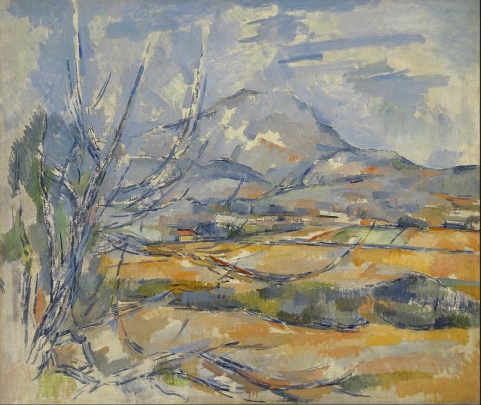Les « Montagne Sainte-Victoire » du plateau de Valcros et les collines de l'est d'Aix-en-Provence – V (FWN348-R901)