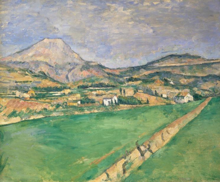 Les « Montagne Sainte-Victoire » du plateau de Valcros et les collines de l'est d'Aix-en-Provence – VI (FWN126-R397)