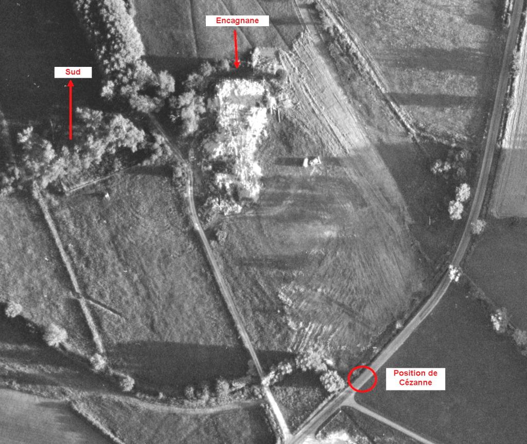 Fig. 11. Encagnane détruite en 1964