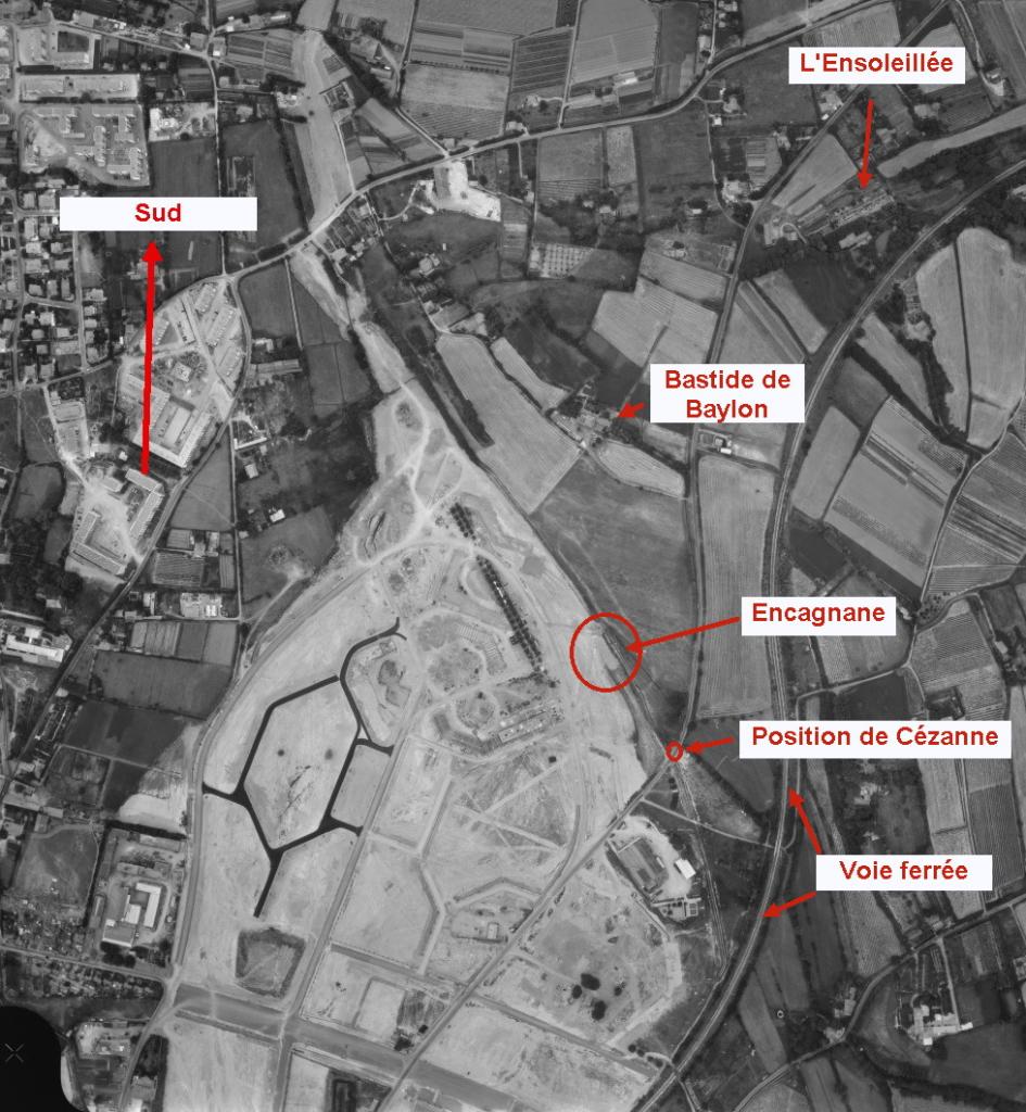Fig. 11bis. Le chantier du nouveau quartier en 1966
