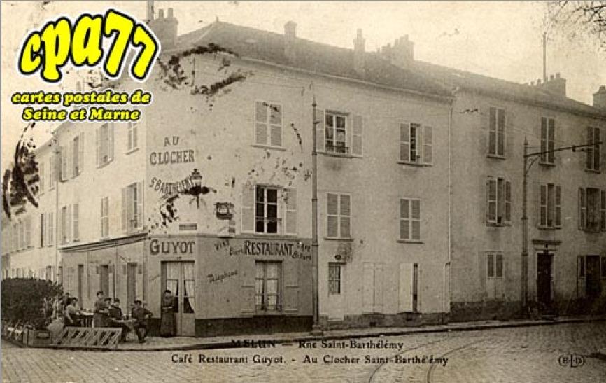 Fig. 28. Le n°2, Place de la Préfecture avant 1900