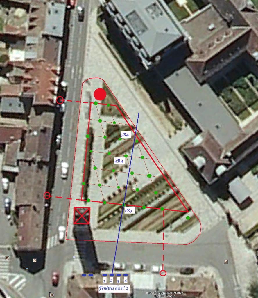 Fig. 33. Élimination de la fenêtre 2